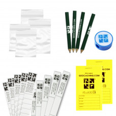 Official Geocache Maintenance Kit- Refill