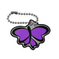 Geocaching Butterfly Cachekinz Travel Tag