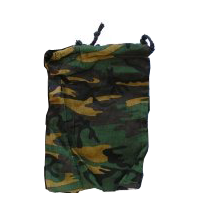 Camouflage bag - Geoaching Camo bag - Small