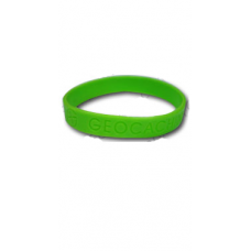 Geocaching wristband - lucky dip