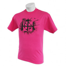 Ladies Cache Attack T-Shirt Geocaching - Large