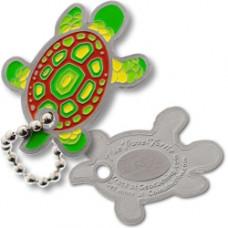 Turtle Travel Tag