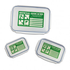 Triple-Cache Container Set
