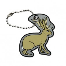 Geocaching  Jackalope Cachekinz Travel Tag