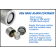 Nano Alarm Geocache Container