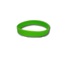 Geocaching wristband - lucky dip